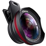 Phone Camera Lens, AOMAIS Pro Camera Lens Kit Compatible with iPhone/Samsung/Google Pixel etc, Macro...