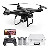 Potensic T25 Drone with 2K Camera for Adults, RC FPV GPS Drone with WiFi Live Video, Auto Return...