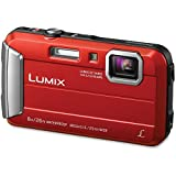 Panasonic LUMIX Waterproof Digital Camera Underwater Camcorder with Optical Image Stabilizer, Time...