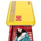 Kodak Mini 3 Retro Portable Photo Printer, Compatible with iOS, Android & Bluetooth Devices, Real...