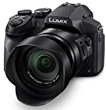 Panasonic LUMIX FZ300 Long Zoom Digital Camera Features 12.1 Megapixel, 1/2.3-Inch Sensor, 4K Video,...