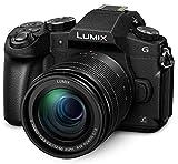 Panasonic LUMIX G85 4K Digital Camera, 12-60mm Power O.I.S. Lens, 16 Megapixel Mirrorless Camera, 5...