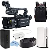 Canon XA11 Compact Pro Camcorder with HDMI and Composite Output - Bundle With With SlingStudio Hub,...