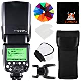 GODOX TT685N Thinklite TTL Flash Speedlite 2.4GHz GN60 1/8000s HSS Wireless Master Slave Off i-TTL...