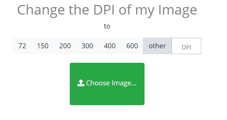 DPI of my image - DPI of iPhone photo