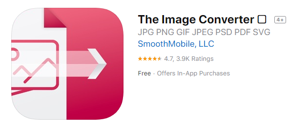 The Image Converter on App Store