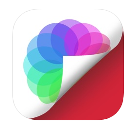 Photo Flipper app logo