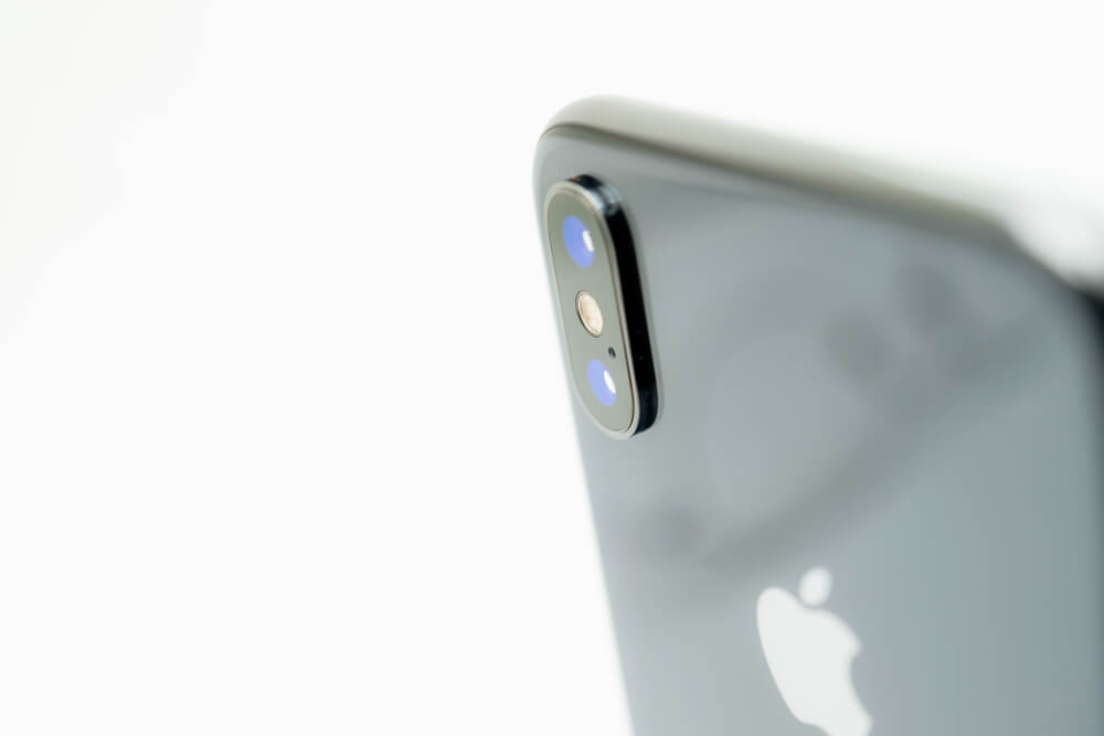 Black iPhone 7 Plus - iPhones optical zoom