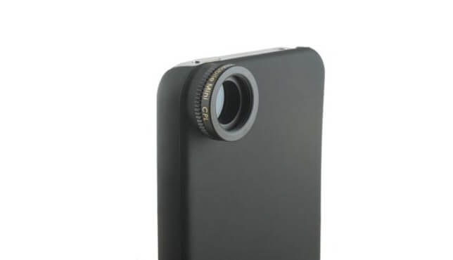 polarizer filter for iPhone