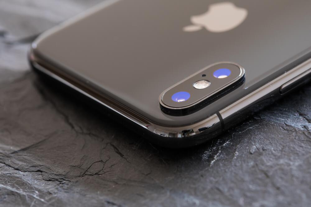 dual camera iPhone 8 Plus.