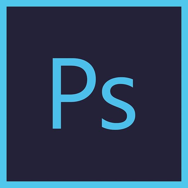 Photoshop logo symbol