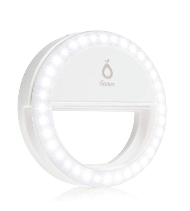 Guava LED Ring Selfie Light