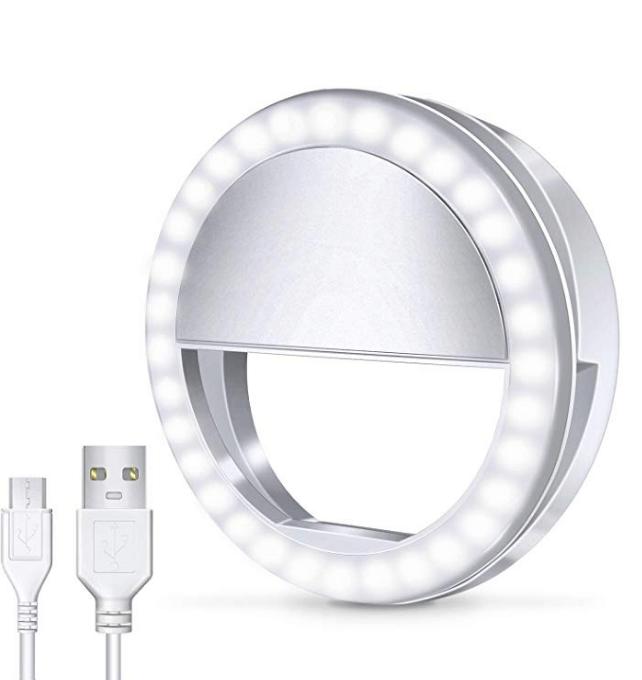 Meifigno Selfie Phone Camera Ring Light