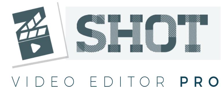 zShot video editor pro logo