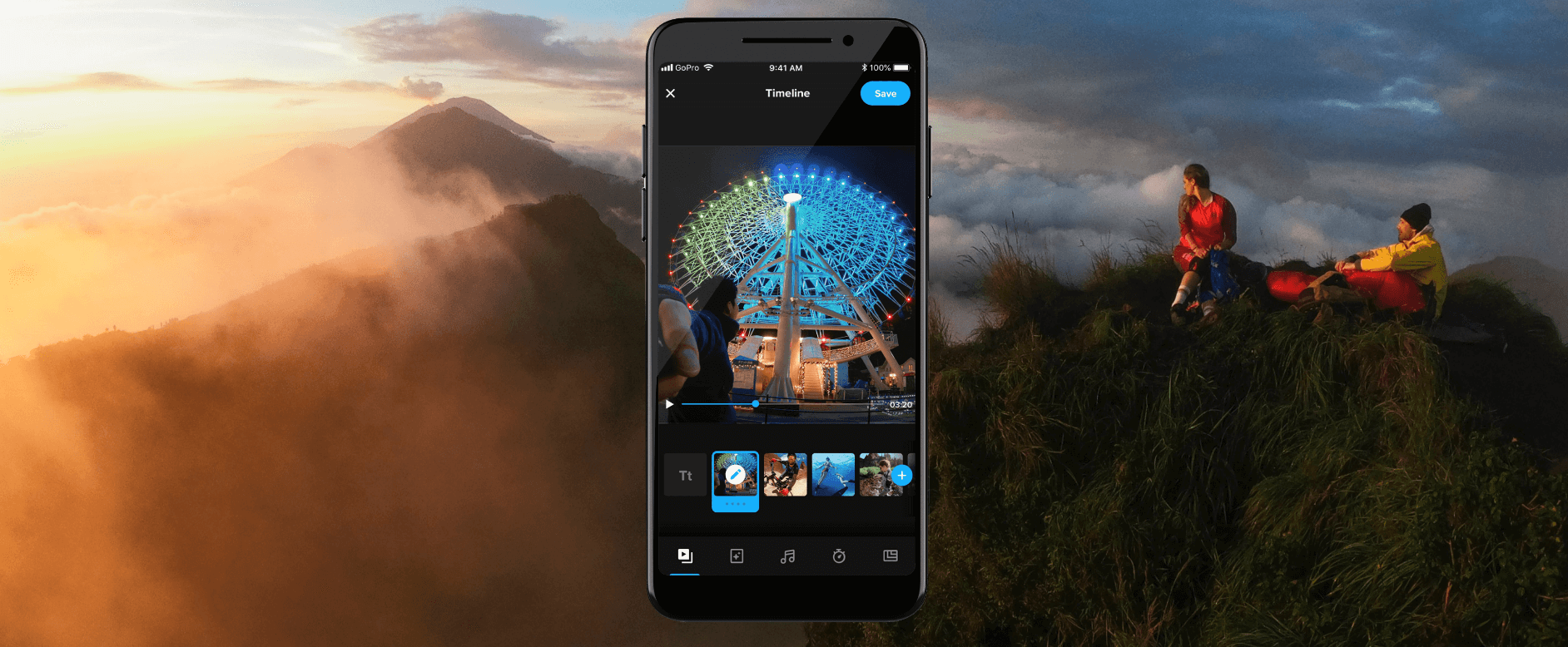 GoPro Quik - video editing apps