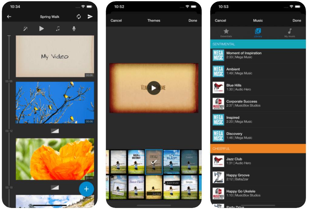 WeVideo app