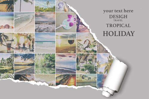 Photo collage maker app