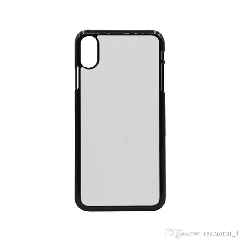 a metal insert of an iPhone case