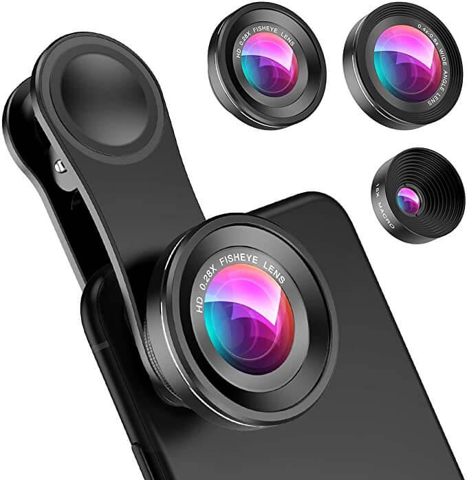 criacr lens - best iPhone camera lenses