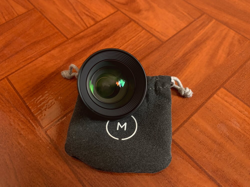 moment tele lens - best iPhone camera lenses