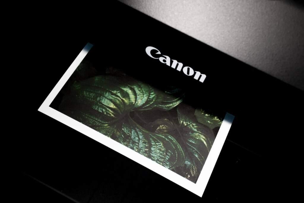 Canon black printer - best printers for art prints